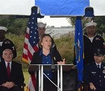 Navy, AF Break Ground with Gulf Power on Florida's Largest Solar Projects