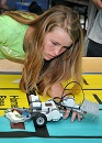 Students Compete in Navy-Focused Grand Robotics Mission and See Their Future in STEM