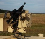 Live Fire of Motorized Weapon System by Combat Logistics Battalion 6