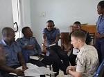 US, Ghana Strengthen Maritime Intelligence