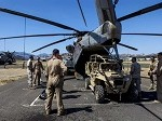 Warfighting Lab Lightens Load on Infantry Marines