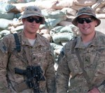 Why We Serve: Spc. Maguire and Sgt. Miller