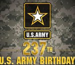 Air Force Leaders Send Birthday Messages to Army