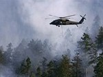 National Guard Soldiers and Airmen Helping Douse Wildfires in California, Oregon and Washington
