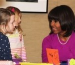 First Lady Visits Fisher House Families, Wounded Warriors