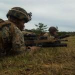 Squad Attacks: MEU Marines Take on Jungle, Mud During Live-Fire Training