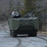 Marine Corps Demonstrates Upgraded AAV