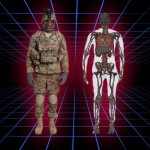 Research Institute of Environmental Medicine Creating 3-D Soldier Avatars