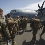 Crisis Response Marines Help Spanish Maintain Aerial Refueling Qualifications
