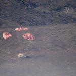 NASA Parachute Drop at U.S. Army Yuma Proving Ground Aborted