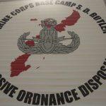 Explosive Ordnance Disposal Technicians, Reconnaissance Marines Practice Standoff Munitions Disruption