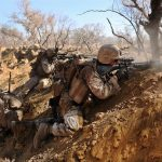 Marines Wrap Up Exercise Koolendong 2016 with Live Fire Gas Attack