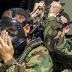 US Marines Train for Garrison and Operational Environments