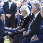 Women Airforce Service WWII Pilot Honored Among Brothers and Sisters