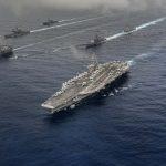 USS Ronald Reagan Begins Exercise Talisman Saber 2017