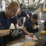 Free Absentee Ballot Mail Tracking for Sailors Overseas and on Sea Duty