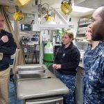Navy Surgeon General Announces New Strategic Priorities for Navy Medicine