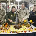 Prepping for a Big Navy Family Thanksgiving