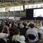"""Pearl Harbor Survivors and Visitors Get First Glimpse of """"Remember Pearl Harbor"""" Documentary"""