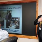 Recovery Care Coordinators Provide 'Boots on the Ground' Support