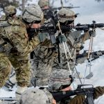 Soldiers Take on Cold Weather Leaders Course in Harsh Arctic Conditions