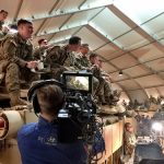 Soldiers in Poland Attend Super Bowl in VR, Surprised by Loved Ones