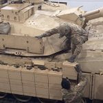 Unit Beefs Up Tanks with Reactive Armor Tile