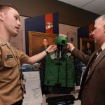 Navy, Marine Corps Showcase 3-D Printing Innovations and Impact at 3-D Print-a-Thon Expo