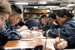Navy-Wide Enlisted Examinations