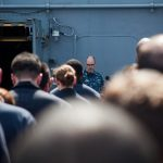 USS Bataan Honors 75th Anniversary of Battle of Bataan and Bataan Death March