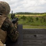 Marines Test New M320 Grenade Launcher Module