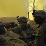 National Guard Troops Go 'Down Under' to Train with Australian Soldiers in Talisman Saber 17