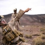Marines Participate in Live-Fire Weapons Training During Eagle Wrath 2017