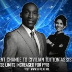 Air Force Civilian Tuition Assistance Increases Course Limits