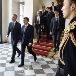 NATO Secretary General Stresses Change, European Union Integration