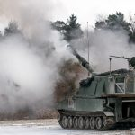 U.S., NATO Test Artillery System at Grafenwoehr Training Area