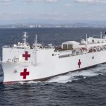 USNS Mercy Arrives in 7th Fleet for Pacific Partnership