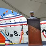 Coast Guard Decommissions 9th High Endurance Cutter After Nearly 50 Years