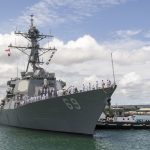USS Milius Brings Enhanced Missile Defense to U.S 7th Fleet