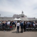 USS Manchester Commissioned as Navy's Newest Surface Ship