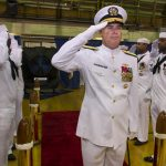 New Commander Takes Helm of Navy Recruiting Command