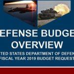 $717 Billion Budget Critical to Rebuilding, Restoring Readiness