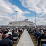 """USS Sioux City Is """"Brought to Life"""" At The U.S. Naval Academy"""