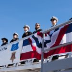 USS Michael Monsoor Commissioning Ceremony Honors Legacy of Navy SEAL