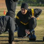 Field Testing the New Army Combat Fitness Test