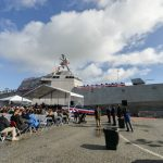 USS Tulsa (LCS 16) Commissioned as Navy's Newest Surface Combatant