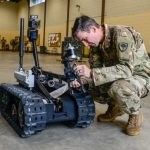 Guard Members To See Expanded Use Of Robots