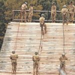 Secretary of the Army Takes on Basic Combat Training During Tour