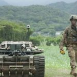 Army Futures Command Preparing For Soldier, Robot Teams