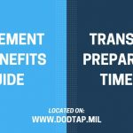DoD Rolls Out the Statement of Benefits Guide and Transition Preparation Timeline